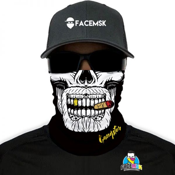 Gangster Face Mask - Face Shield