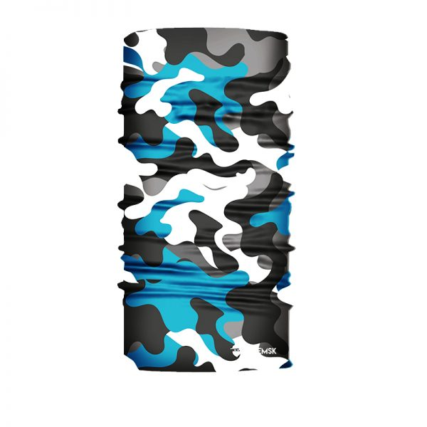 Aero Military Camo Face Mask - Face Shield
