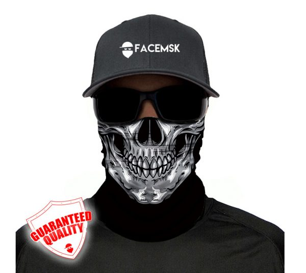 Skull Head Face Mask – Face Shield