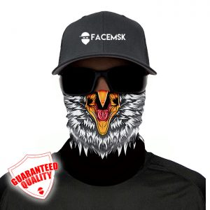 Eagle Face Mask – Face Shield