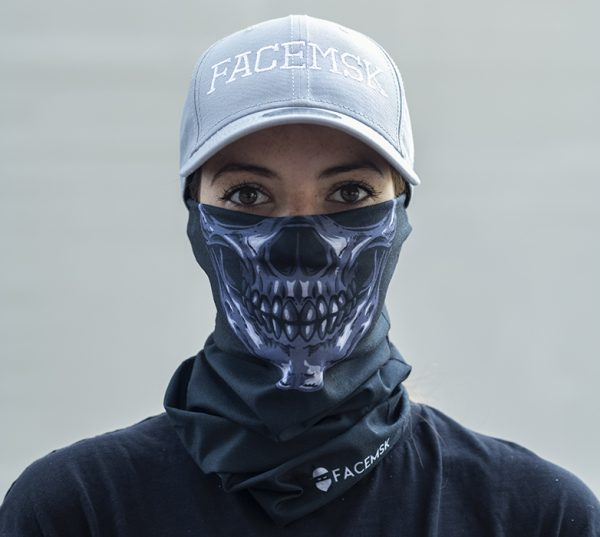 Skull Head Face Mask – Bandana
