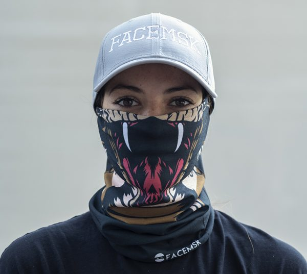 Cobra Face Mask – Face Shield - Bandana