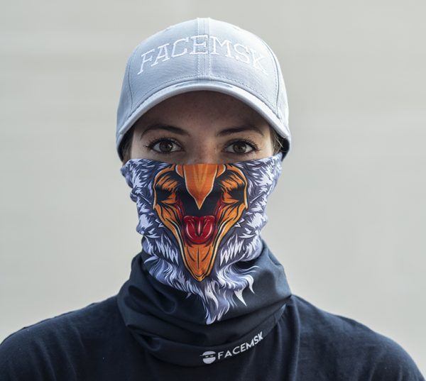 Eagle Face Mask – Face Shield - Bandana